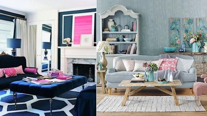 Colores que combinan con el rosa en decoraci n - Que colores pegan ...