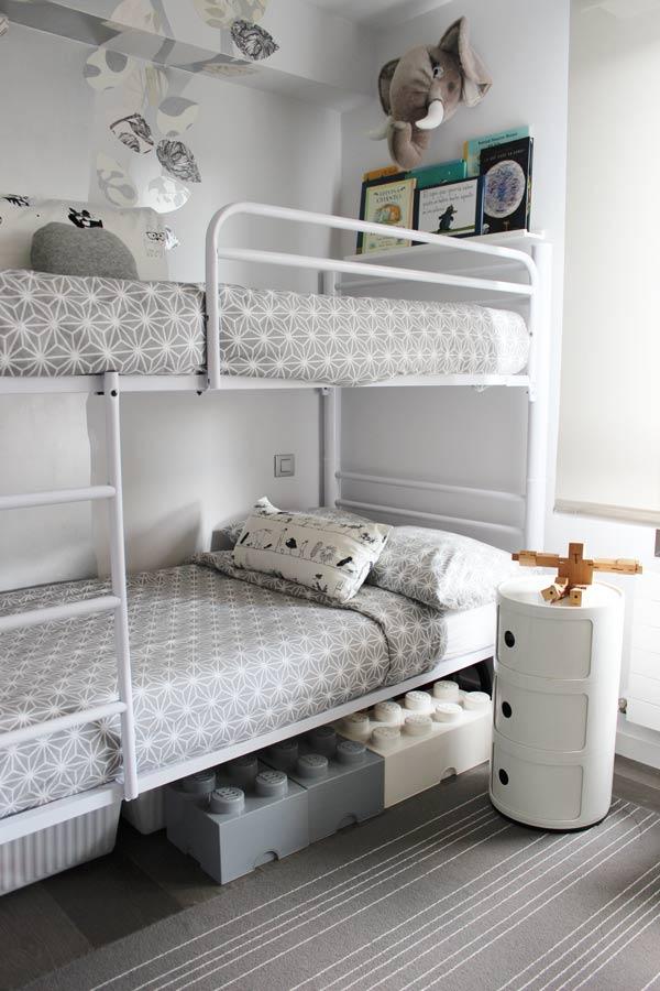 Habitacion nordica11 - Habitaciones infantiles estilo nordico ...