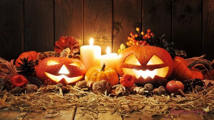 Decorablog revista de decoraci n - Decoration salon halloween ...