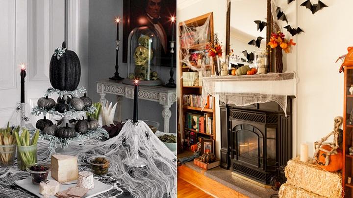 Ideas para decorar el sal n en halloween - Decoration salon halloween ...