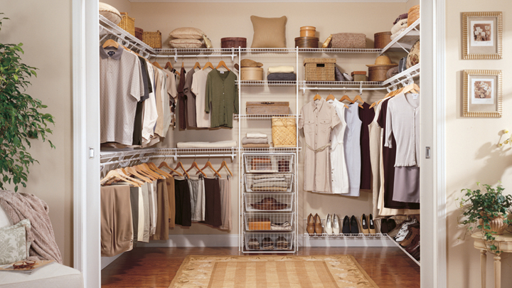 ideas para organizar el armario con mucho estilo