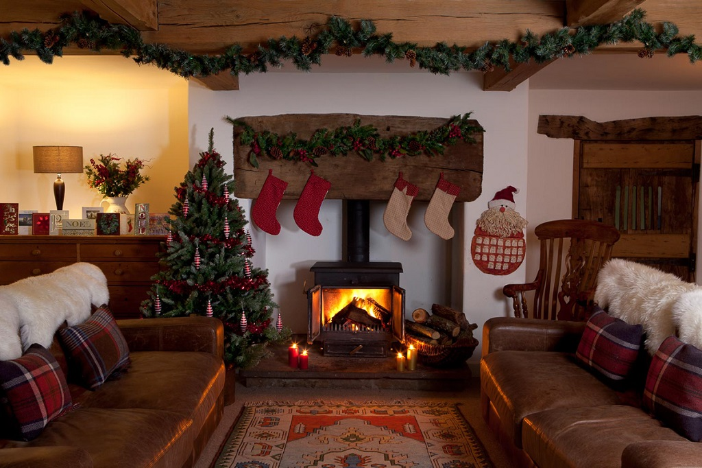 Chimenea navidad37 - Chimeneas decoradas ...