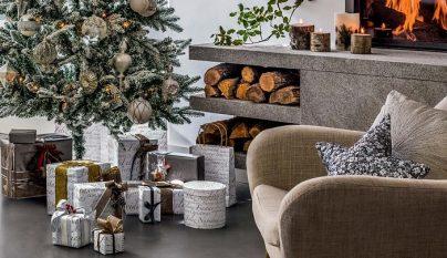 Ideas para decorar ventanas en navidad for Adornos de navidad el corte ingles