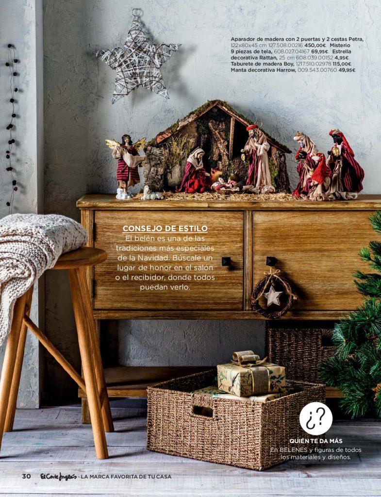 El corte ingles navidad30 for Adornos de navidad el corte ingles