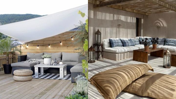 C mo crear una relajante y decorativa zona chill out en casa - Rincon chill out ...