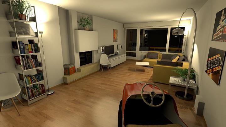 Aplicaciones para hacer planos de casas for Software arredo casa