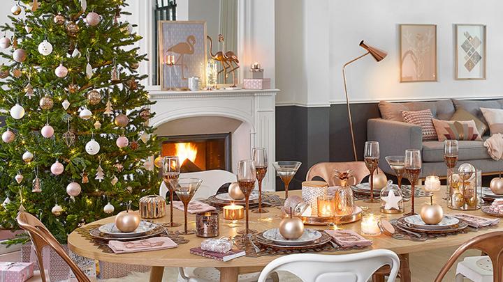 como-decorar-un-loft-para-la-navidad
