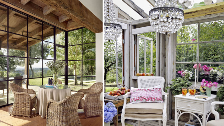 Efecto invernadero ideas para tener un invernadero en casa - Invernadero para casa ...