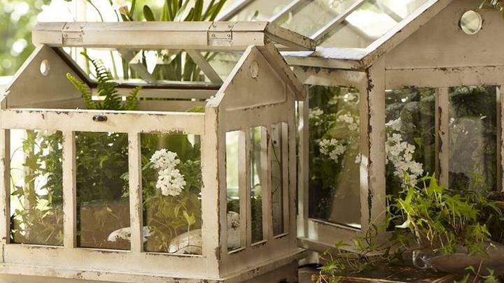 Efecto invernadero ideas para tener un invernadero en casa - Invernaderos para casa ...