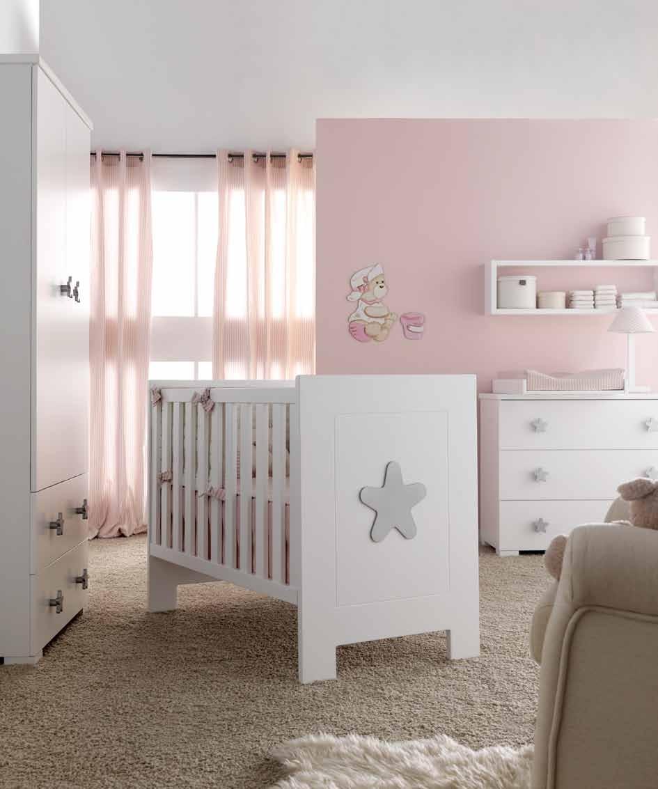 Habitacion rosa37 - Habitacion infantil rosa ...