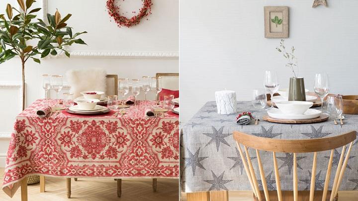 Decoraciones Zara Home ~ mesa navidad zara home1