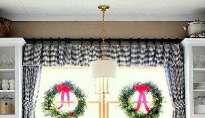 Salones decorados para navidad cheap decorar un salon - Salones decorados para navidad ...