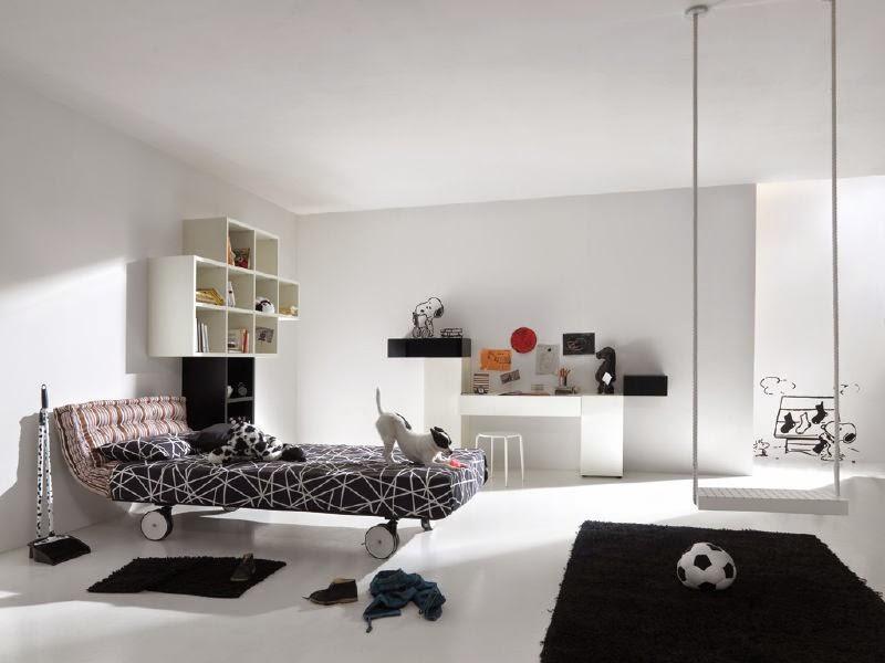 Ideas dormitorios juveniles chicos 4 - Dormitorios juveniles modernos de diseno ...