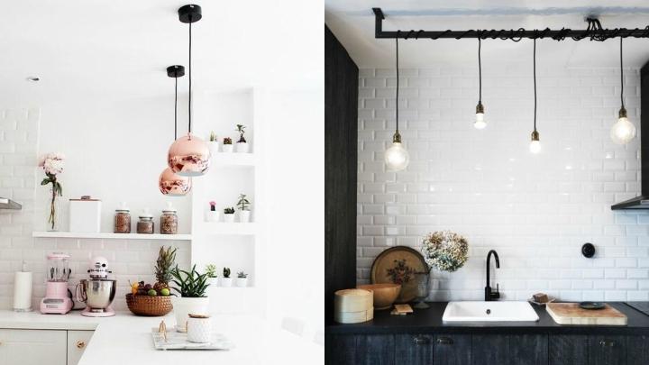 bombillas-colgantes-cocina