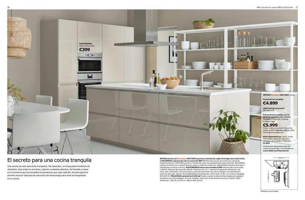 Decorablog revista de decoraci n - Picas de cocina ikea ...