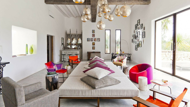 decoracion-bohemia-chic