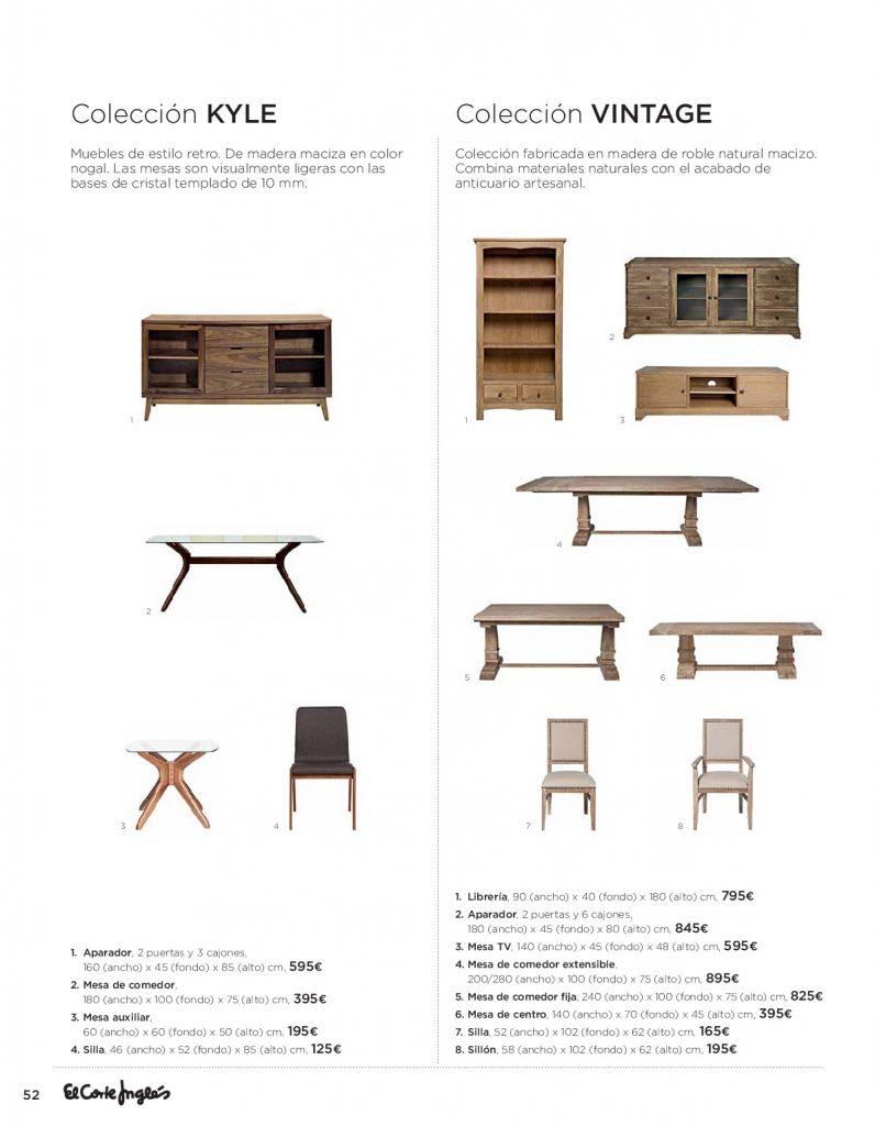 El corte ingles mubles oi52 - El corte ingles muebles comedor ...