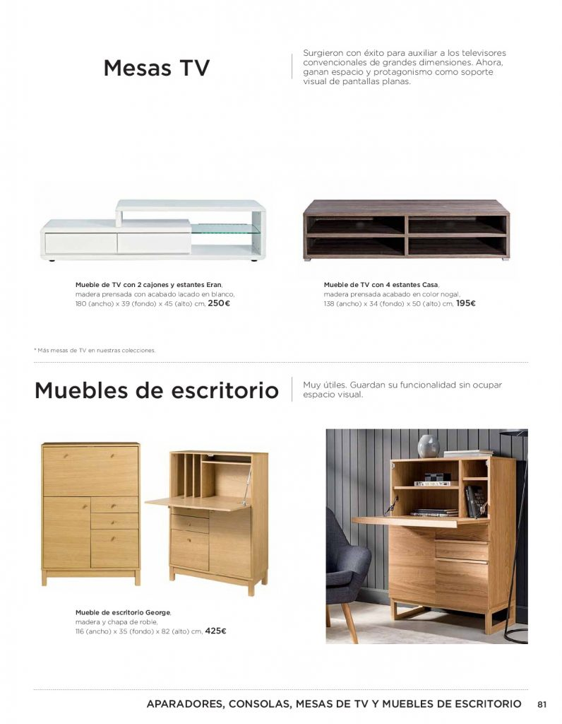 El corte ingles mubles oi81 for Muebles corte ingles outlet