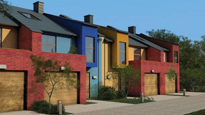 Consejos para pintar la fachada de tu casa - Consejos para pintar una casa ...