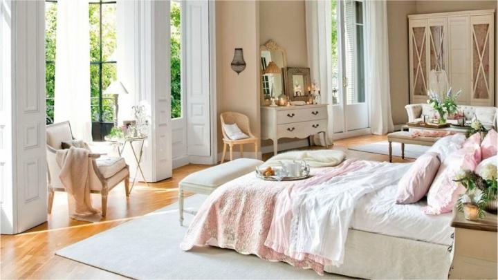 Dormitorio-romantico-ideas