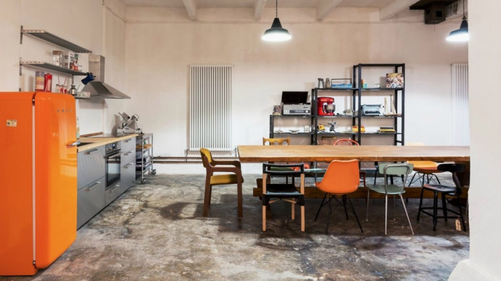 Loft-industrial-londres