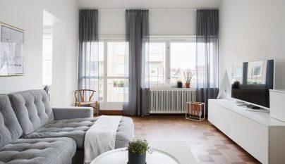 Mejor cortinas o estores para el sal n - Cortinas salon pequeno ...
