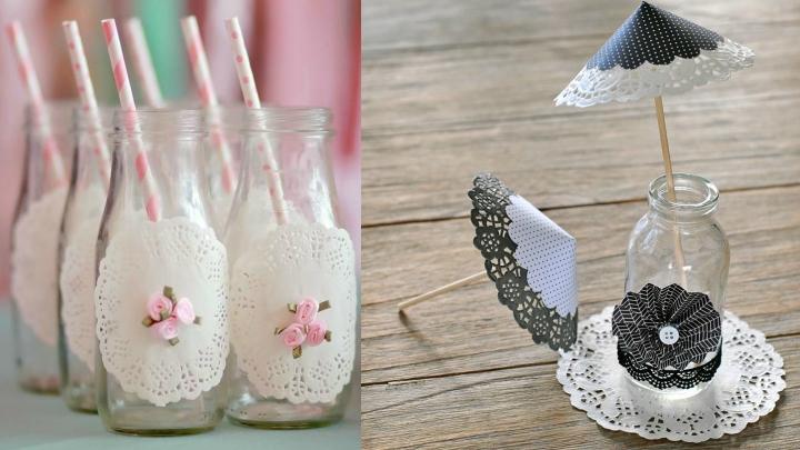 Ideas para decorar con blondas de papel - Blondas de papel ...