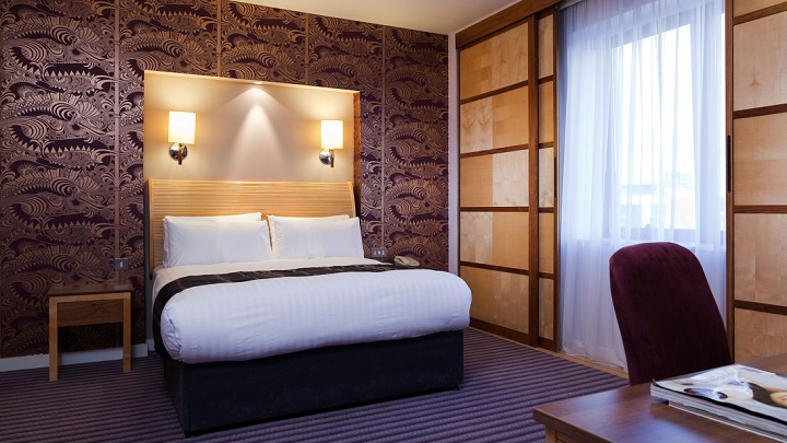 pared-tapizada-hotel