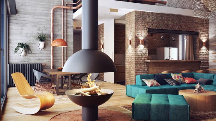 Tendencias archives decorablog decoraci n muebles e for Decoracion de interiores modernos 2017