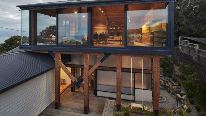 Casa-Australia-sobre-cabana