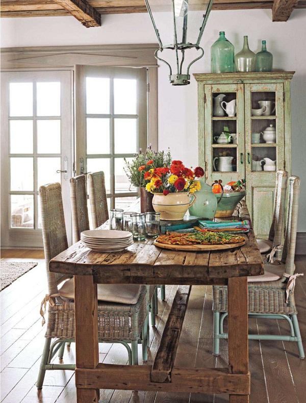 El charme franc s un estilo de decoraci n que tienes que for Decoracion casas turcas