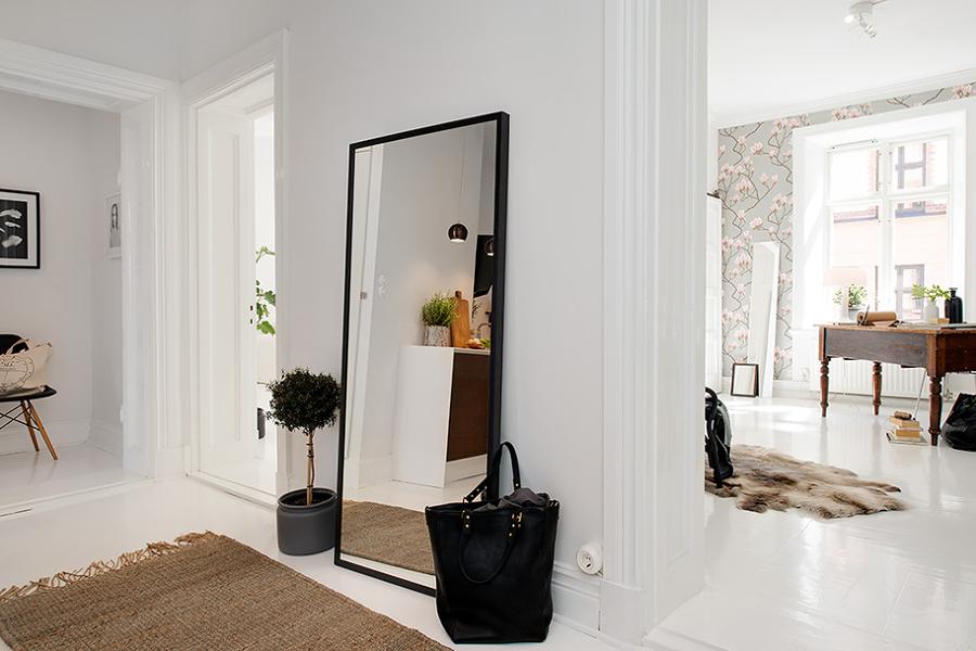 Fotos de recibidores en blanco y negro jujuy al momento - Recibidores con encanto ...