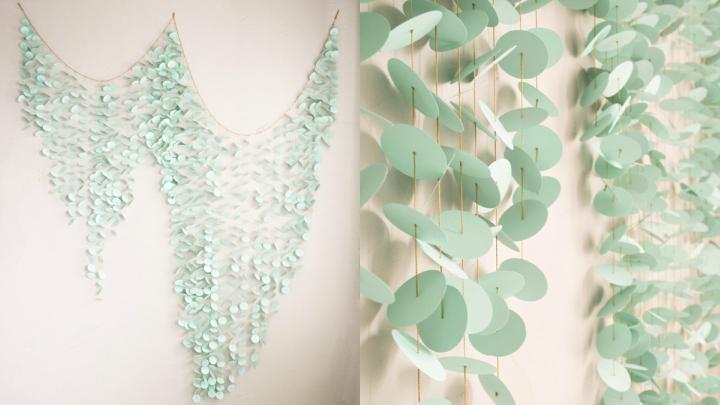 DIY-papel-verde