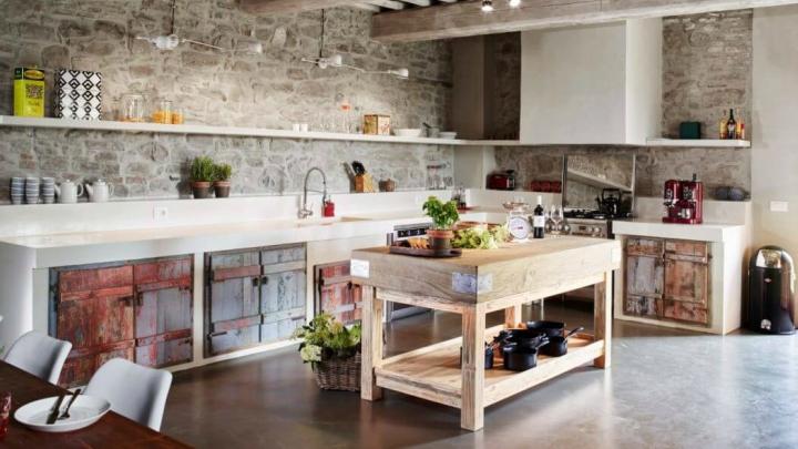Granja-cocina