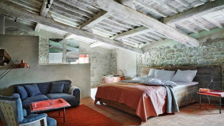 Granja-dormitorio