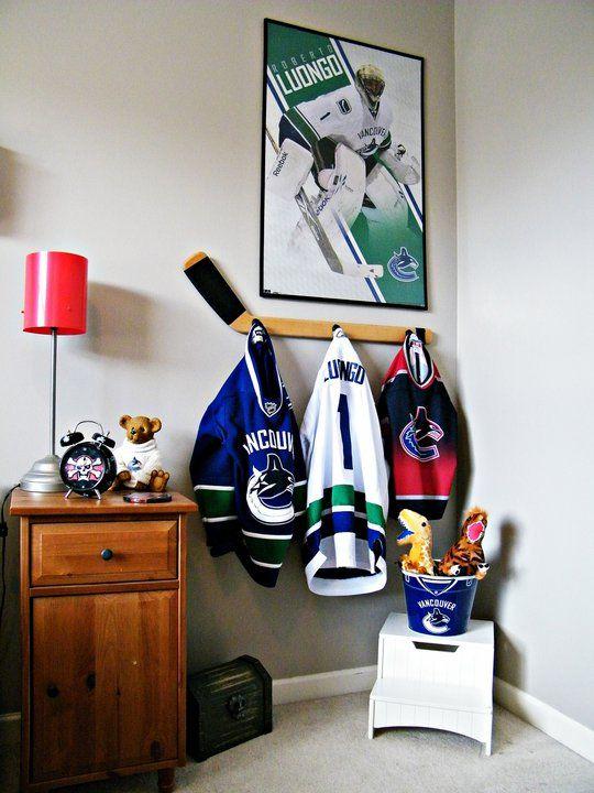 Decoration Objet Hockey