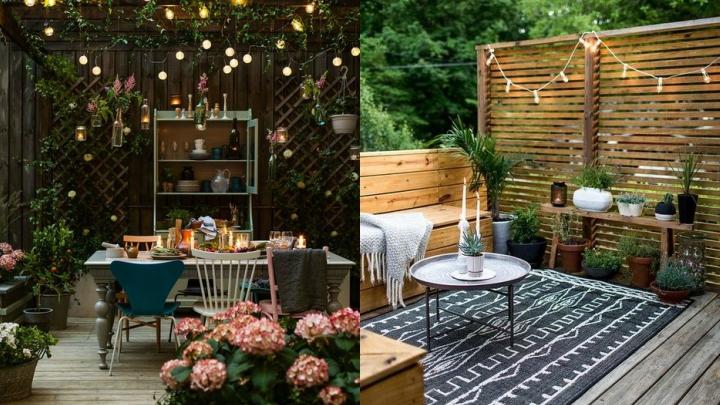 ideas para acondicionar tu terraza y recibir a la primavera