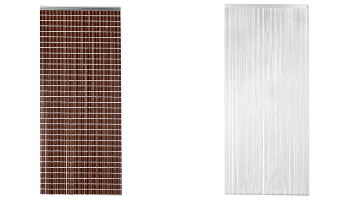 Cortinas de puertas cortinas como puertas de armarios for Cortinas exteriores