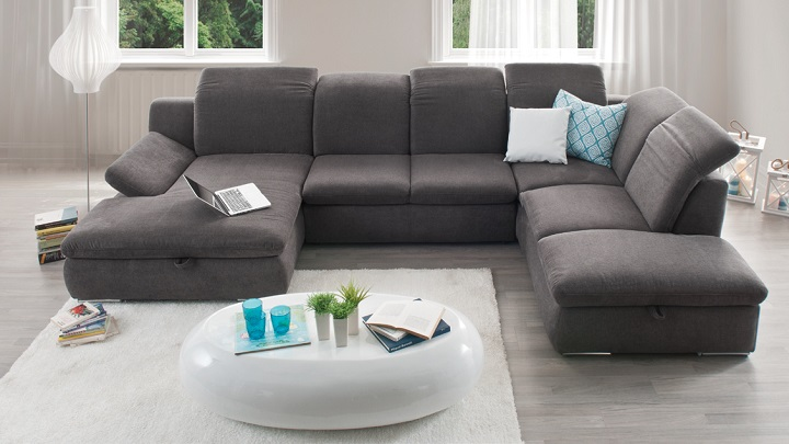Colecci n de sof s conforama 2017 for Sofa conforama