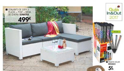 Conforama cat logo de jard n 2017 - Conforama muebles jardin ...