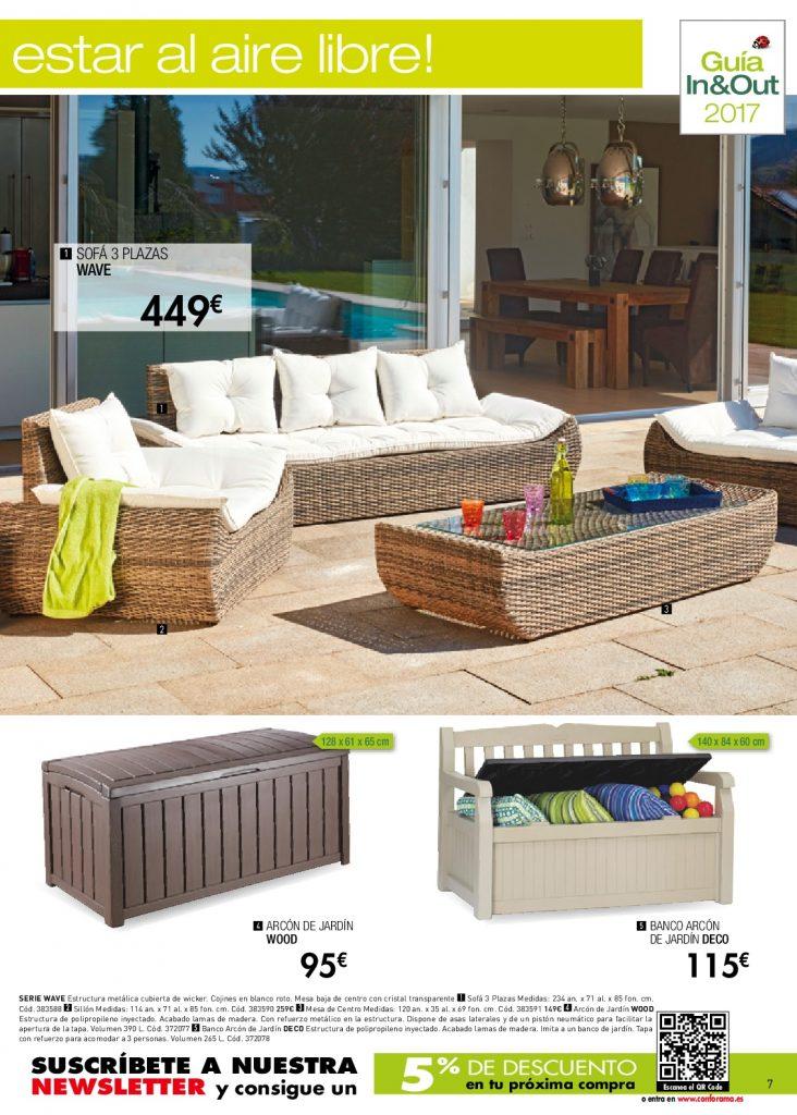 Conforama jardin7 - Conforama muebles de jardin ...