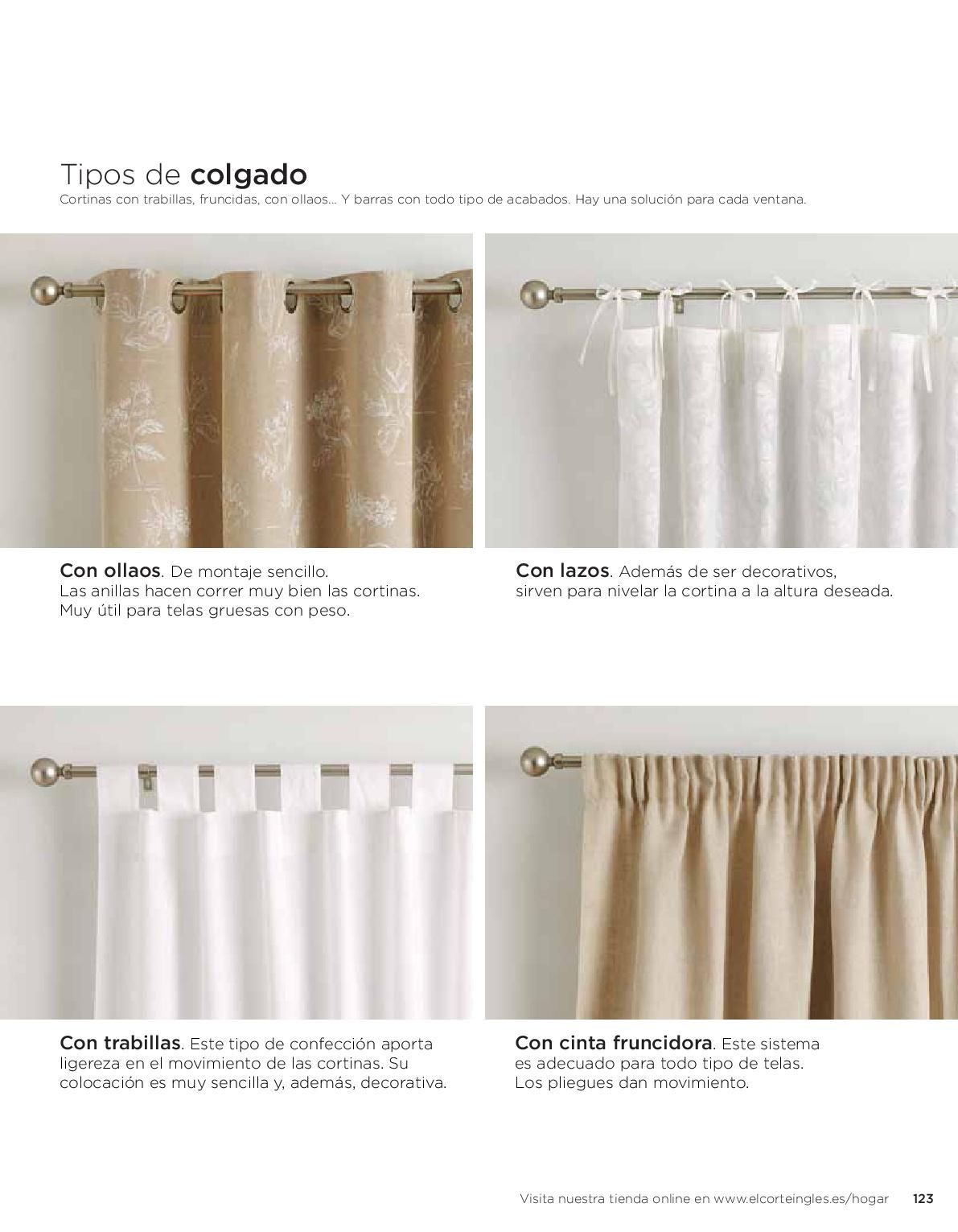 Lazos para cortinas tyrone winchester juego de cortinas - Lazos para cortinas ...