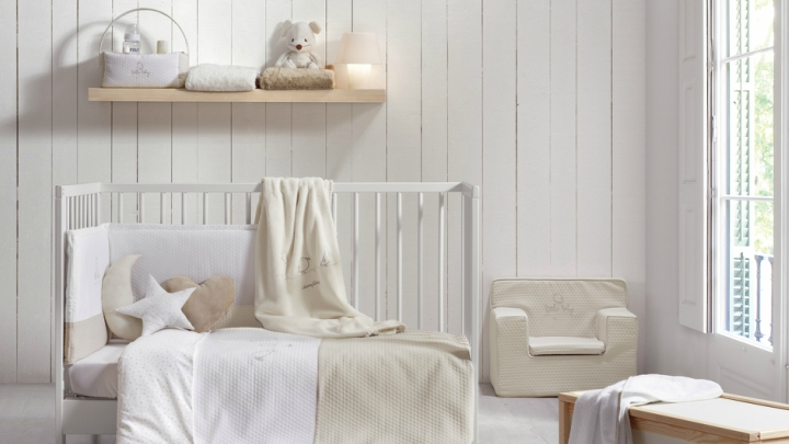 Como decorar habitacion infantil ideas para decorar - Como aislar una pared ...