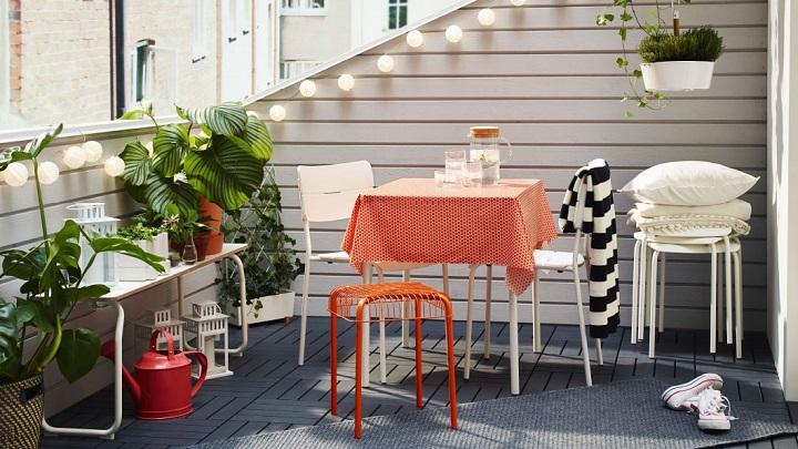 Decorablog revista de decoraci n for Arredo terrazzo ikea