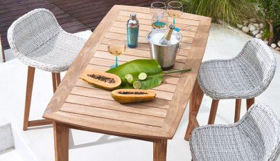 Muebles para el jard n y la terraza de leroy merlin 2017 for Carpas jardin leroy merlin