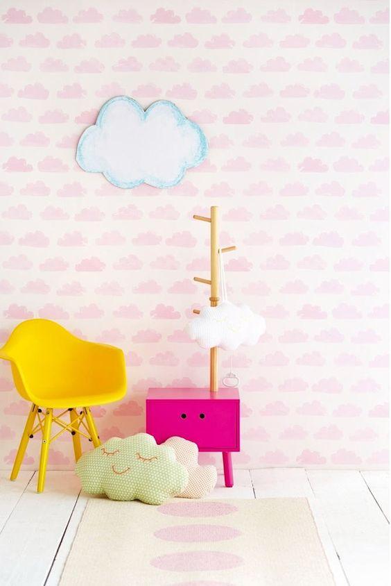Papel pintado bebe 17 - Papel pintado habitacion bebe ...