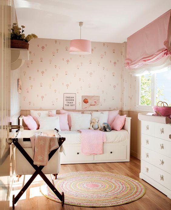Papel pintado bebe 7 - Papel para habitacion de bebe ...