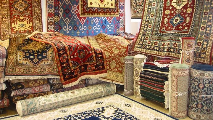 Consejos para decorar con alfombras persas for Imagenes alfombras modernas