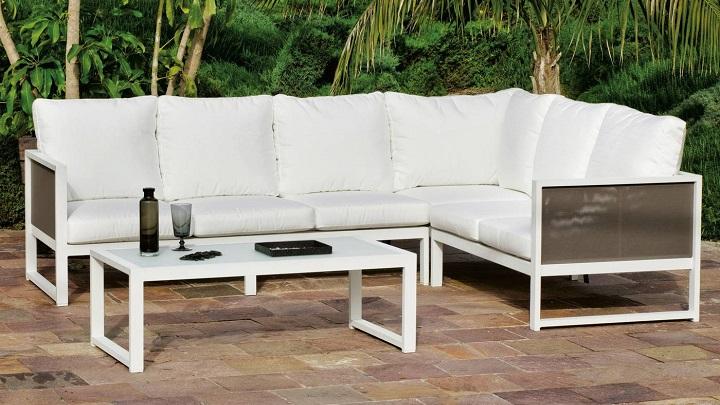ventajas e inconvenientes de los muebles de exterior de