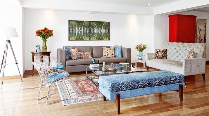 Consejos para decorar con alfombras persas - Decorar con alfombras ...